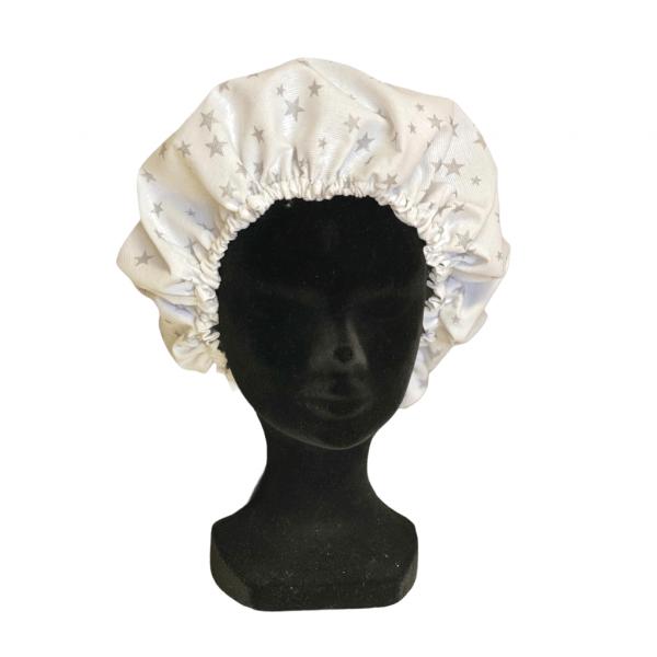 Bonnet Etoiles Argent