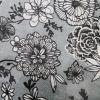 Fleurs grises