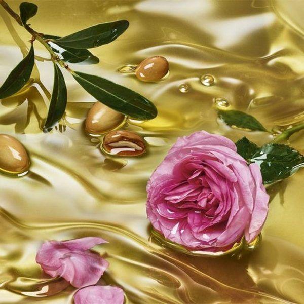 Huile Argan Rose